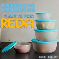 Spesifikasi Ikea Reda Tempat Makanan Serbaguna Bpa Free 1 Set Isi 5 Hhd 87 Lengkap Dengan Harga