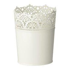 Jual Ikea Skurar Pot Tanaman Dalam Luar Ruang Putih Di Bawah Harga