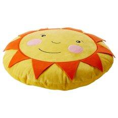 Ikea Solight Bantal Anak Bentuk Matahari 40cm - Orange