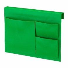 Ikea Stickat Kantong Untuk Tempat Tidur - Hijau