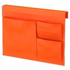Ikea Stickat Saku Tempat Tidur Bed Pocket - Orange