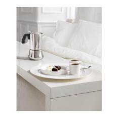 IKEA STOCKHOLM Cangkir Espresso Kecil Isi 2 Pieces Bahan Porselen