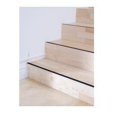 Ikea Strip Anti Slip - Selotip Pengaman Sudut Tangga Rumah - Panjang 5 Meter By Home Shopping Online.