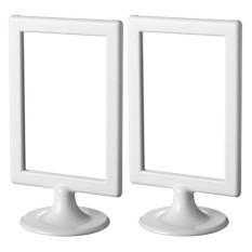 Jual Ikea Tolsby Frame Sepasang 2 Buah Putih Branded Original