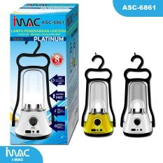 Jual Imac Lampu Emergency Lantern 5W Dengan Dimmer Function Putih Lengkap