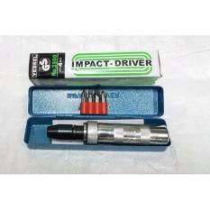 Impact Driver/Obeng Ketok Vessel No.2500 4pcs