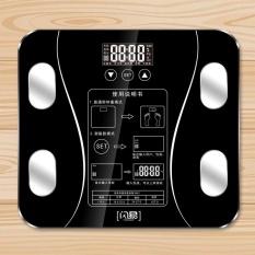(Diimpor) BEST-NDHY Digital Skala Tubuh Lemak Komposisi LCD With Berat Skala