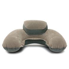 Rp 82.000. Inflatable Lembut Leher Kepala Sisanya Udara Bantal U Bentuk Bantal ...