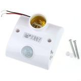 Toko Gerak Inframerah Pir Sensor Lampu Led Lampu Otomatis E27 Holder Switch Intl Tiongkok