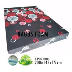 Inoac Kasur Busa EON LG D23 Uk 200 x 145 x 15 Cm