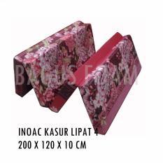 Inoac Kasur Lipat EON D 23 Uk 200 x 120 x 10 Cm