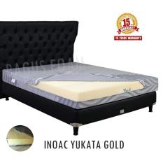 Inoac Yukata Gold Tebal 23 Cm