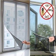 Beli Serangga Terbang Nyamuk Pintu Tirai Pelindung Lubang Kasa Jendela Yang Bersih With Pita Nyicil