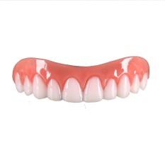 Instant Smile Comfort Fit Gigi Atas Kosmetik Veneer Satu Ukuran Cocok untuk Semua-Intl