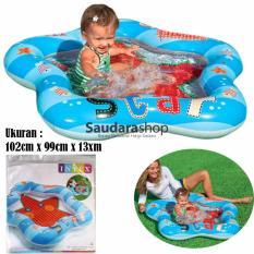 Review Intex 59405 Lil Star Baby Pool Kolam Baby Bintang Laut 102Cm Intex Di Indonesia