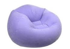 Beli Sofa Angin Intex Beanless Bag Chair Assortment Purple 68569Np C Purple Murah