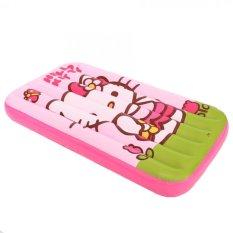 Harga Intex Inflatable Air Bed Hello Kitty Pink Matras Kasur Ranjang Angin Anak Untuk Di Kamar Intex Original