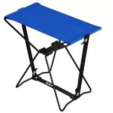 ION Pocket Chair Kursi Lipat Serbaguna - Biru