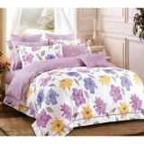 Spesifikasi Istanaku Bedcover Dan Sprei Uk 160X200 Lavender Istanaku