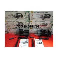 JACO VACUM Ez Hoover Turbo Car -  Jaco Vacum Mobil ASLI Murah
