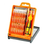 Review Jakemy 33 In 1 Precision Screwdriver Repair Tool Kit Jm 8101 Jakemy