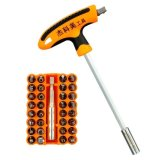 Review Jakemy 41 In 1 T Handle Screwdriver Set Jm 6106 Jakemy Di Indonesia