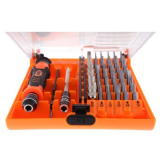 Penawaran Istimewa Jakemy 45 In 1 Interchangeable Magnetic Precision Screwdriver Set Repair Tools Jm 8128 Terbaru