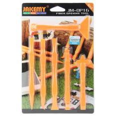 Jakemy 6 In 1 Multifunction Opening Ultra Thin Power Tools Kit - JM-OP
