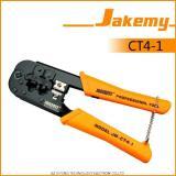 Spesifikasi Jakemy Crimping Tool Lan Network Cable 6P 8P Jm Ct4 1 Yg Baik