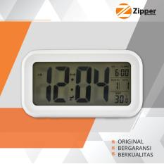 Jam Beker Digital Display Alarm Clock With LED Light