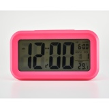 Spesifikasi Jam Beker Weker Alarm Digital Display Colorfull With Led