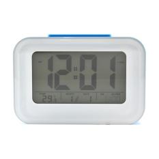 Jam Beker - Weker Alarm Digital Display Colorfull With LED Smart Clock