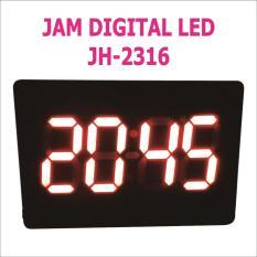 Beli Jam Dinding Meja Digital Led Jh 2316 Led Clock Murah