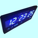 Spesifikasi Jam Dinding Digital Ukuran Sedang 15X35 Cm Led Biru Online