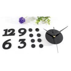 Jam Dinding DIY Acrylic 30-50 cm Design Stylish