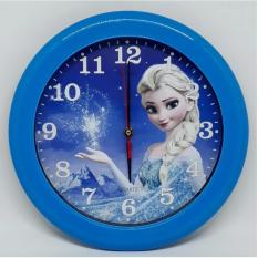 Katalog Jam Dinding Ogana Cartoon Series Frozen Ogana Clock Terbaru