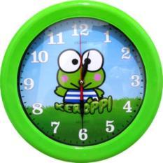 Review Jam Dinding Ogana Clock Karakter Produksi Dalam Negri Grosir Dki Jakarta