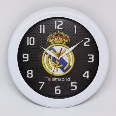 Spesifikasi Jam Dinding On Time Real Madrid Beserta Harganya