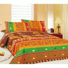 Review Jasmine Set Bed Cover Kadam King 180X200