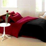 Toko Jaxine Bed Cover Katun Prada Tanpa Sprei Hitam Maroon Terdekat