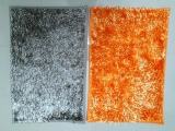 Harga Jaxine Keset Cendol Microfiber Metalic Anti Slip Warna Kuning Silver Online
