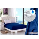 Toko Latopee Jaxine Sprei Waterproof Anti Air Biru Tua Online Indonesia