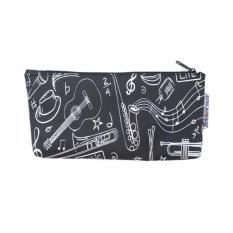 Harga Jazz Music Pencil Case Tempat Pensil Motif Musik Jawa Barat
