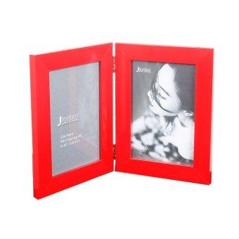 ... kayu berongga cinta putih dibetulkandasar bingkai gambar dekorasi. Source · Jbrothers Join Frame 2 Openings 2x4R JF 10 - Merah .