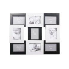 Harga Jbrothers Mini Mix Frame 9 Ppenings 9X2R Hitam Putih Mf 38 Fullset Murah