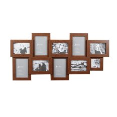 Harga Jbrothers Mix Frame 10 Openings Coklat Serat Mf 36 Asli
