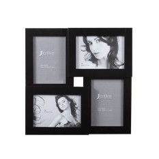 Promo Jbrothers Mix Frame 4 Openings 4X3R Mf 29 Hitam Jbrothers