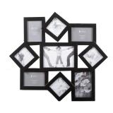 Toko Jbrothers Mix Frame Diagonal 9Openings Mf43 Hitam Murah Di Dki Jakarta