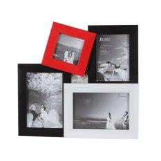 Beli Jbrothers Mix Frame Red White Series With Met Board Tipe C Lengkap