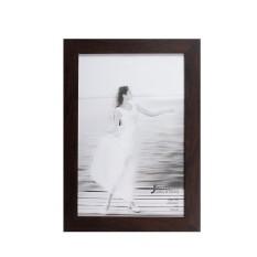 Toko Jbrothers Single Frame Minimalis 10R Coklat Jati Sf 86 Murah Di Dki Jakarta